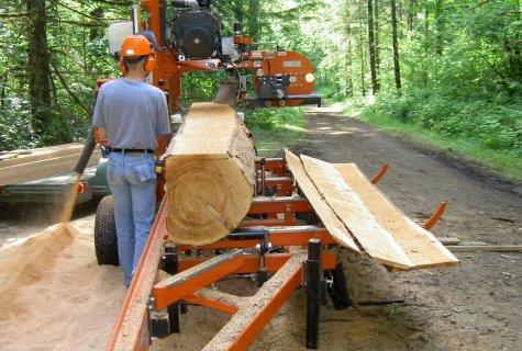 wood mill: